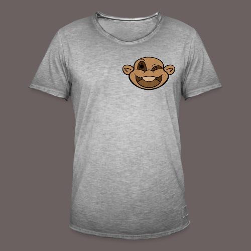 Bainney - T-shirt vintage Homme