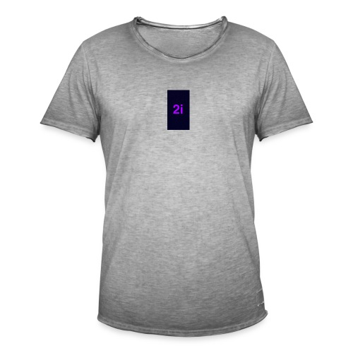 2i - T-shirt vintage Homme