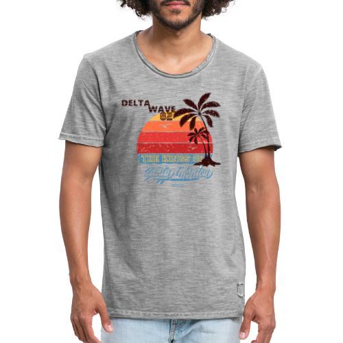 The Kings Of Santa Monica - Miesten vintage t-paita