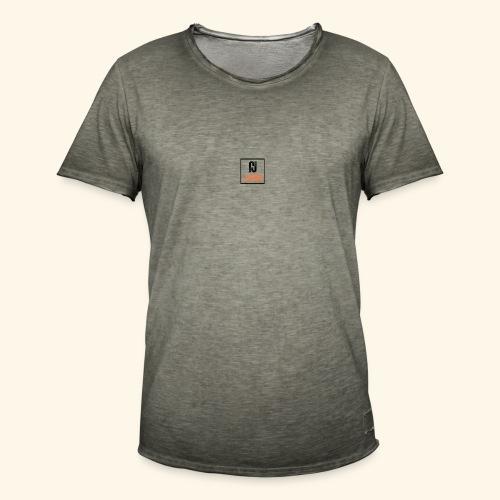 Janni Original Streetwear Collection - Herre vintage T-shirt