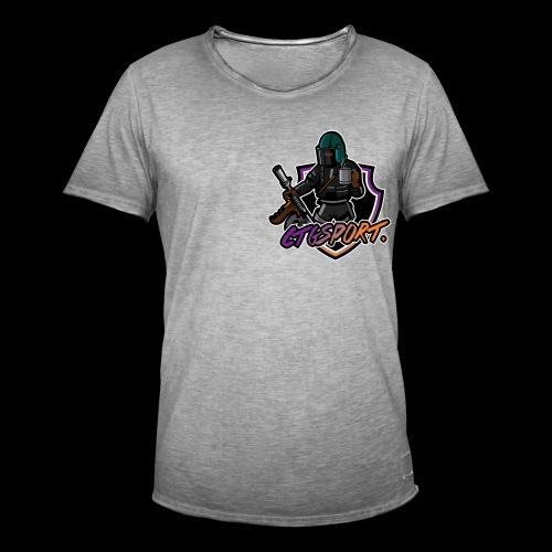 ''Ctgsport'' - Mannen Vintage T-shirt