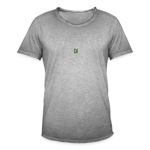 C4 - Vintage-T-shirt herr