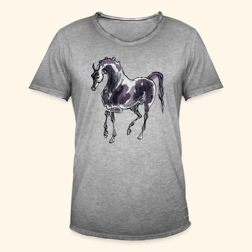 Piaffé - T-shirt vintage Homme