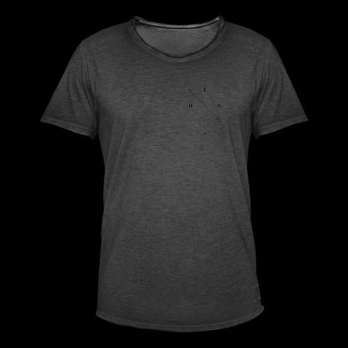 2368 - Men's Vintage T-Shirt