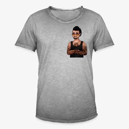 FRANKHAGNERMEKONOMEN4 - Vintage-T-shirt herr