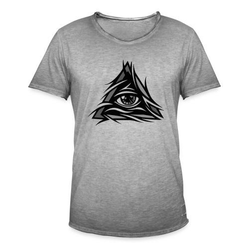 illuminati - Maglietta vintage da uomo