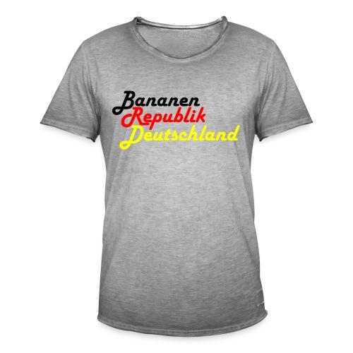 BRD #1 - Männer Vintage T-Shirt