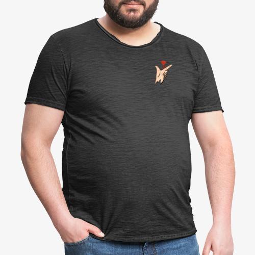 love sk8 - T-shirt vintage Homme