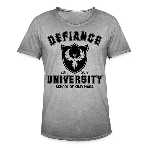 Defiance University - Men's Vintage T-Shirt