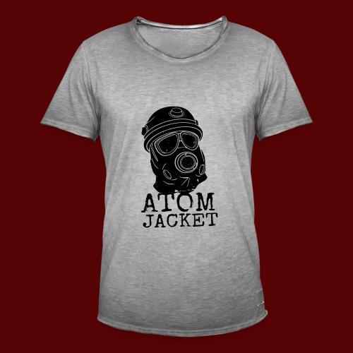 Black - Men's Vintage T-Shirt