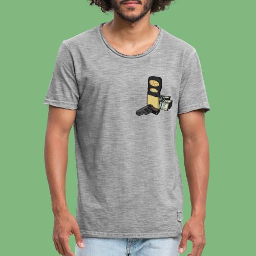 Tablon - Camiseta vintage hombre