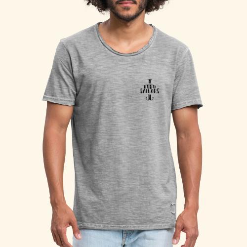 fufuanchor - Men's Vintage T-Shirt