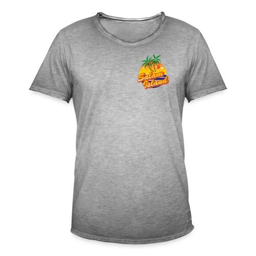 Salam Island - T-shirt vintage Homme