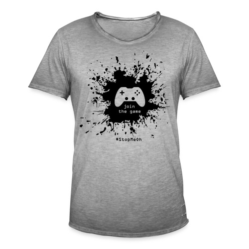 Join the game - Men's Vintage T-Shirt