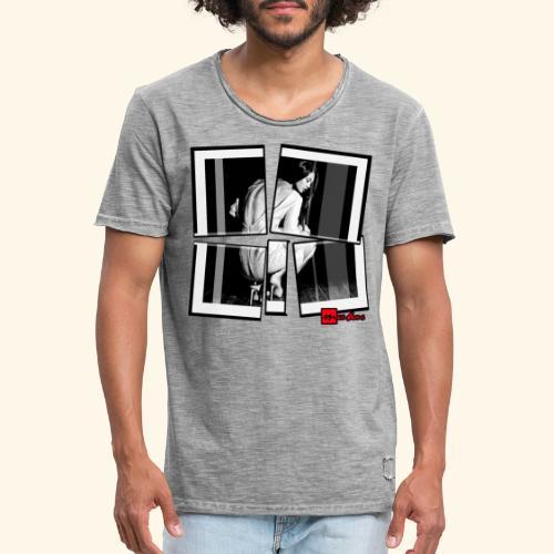 asia art 3 - T-shirt vintage Homme
