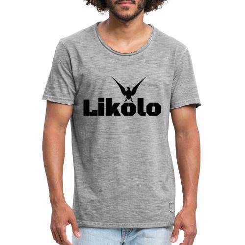 likolo.. - T-shirt vintage Homme