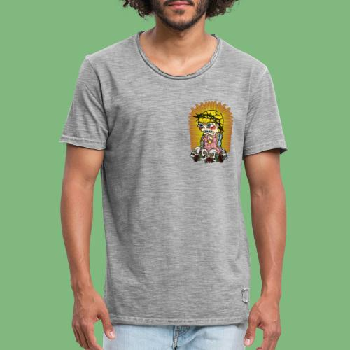 Mandy - Camiseta vintage hombre