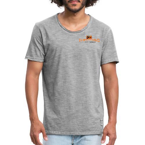 ThreeJag - Männer Vintage T-Shirt