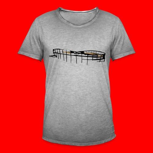 Arena1 - Männer Vintage T-Shirt