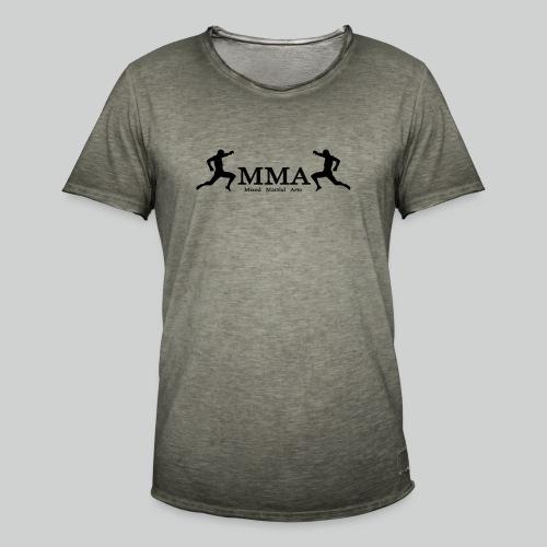 MMA Fighters - Männer Vintage T-Shirt