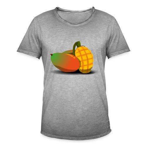 Explosive mango - Männer Vintage T-Shirt