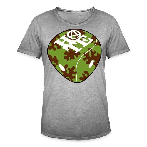 Amoeba 01 - Men's Vintage T-Shirt