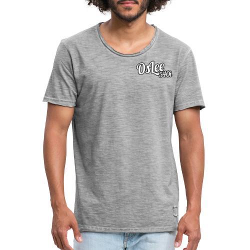 OsLeeLogo - Männer Vintage T-Shirt