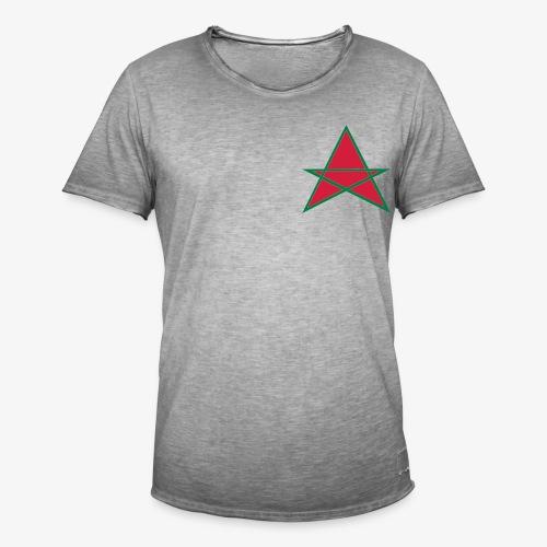 dessin 7 - T-shirt vintage Homme