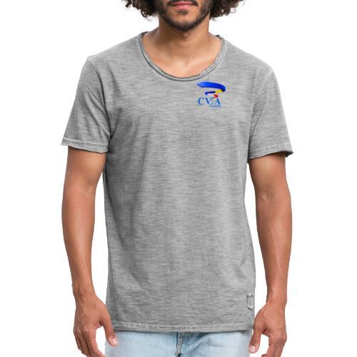 CVSA Nordic Logo - Vintage-T-skjorte for menn