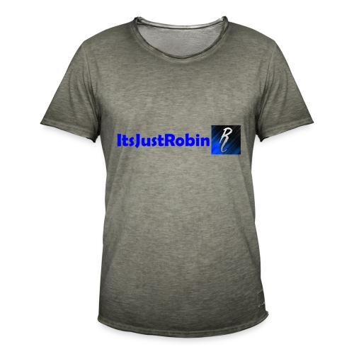 Eerste design. - Men's Vintage T-Shirt
