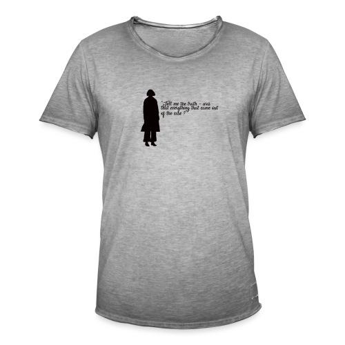 Porpentina (Tina) - T-shirt vintage Homme