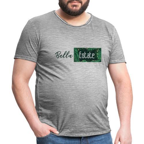 Bella Estate - Men's Vintage T-Shirt