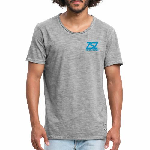 7SL v2 - Camiseta vintage hombre