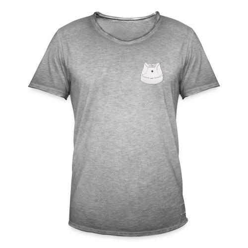 One Love - Herre vintage T-shirt