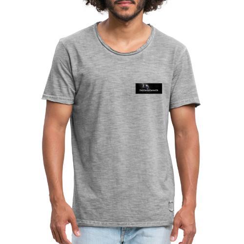 DenGamleGamerDK - Herre vintage T-shirt