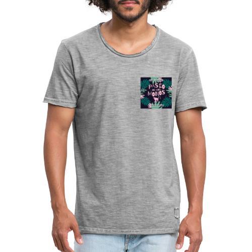 Paseo de los Monos - Men's Vintage T-Shirt
