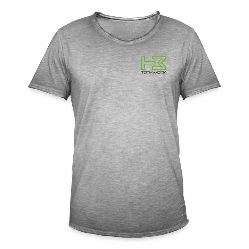 TOTHWORK lime png - Männer Vintage T-Shirt