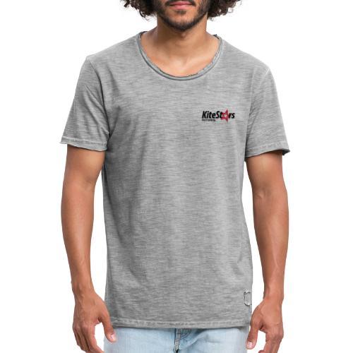 KiteStars merchandise - Mannen Vintage T-shirt