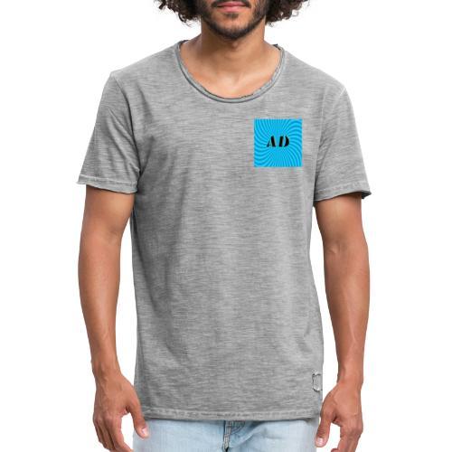 AD - Männer Vintage T-Shirt