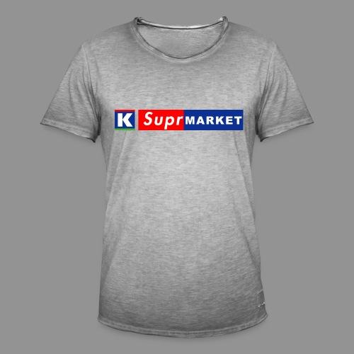 K-Suprmarket - Miesten vintage t-paita