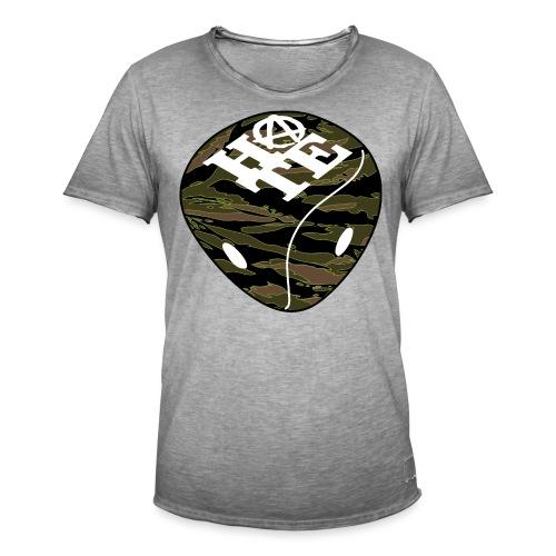 HATE Tiger - Men's Vintage T-Shirt