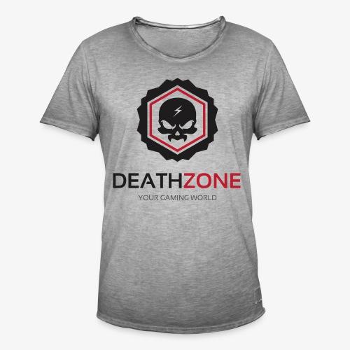 DeathZone Logo Avatar - Koszulka męska vintage