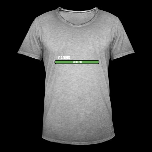 Loading Viloki.EXE - T-shirt vintage Homme