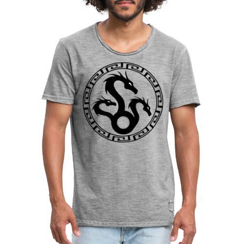Hydra - Men's Vintage T-Shirt