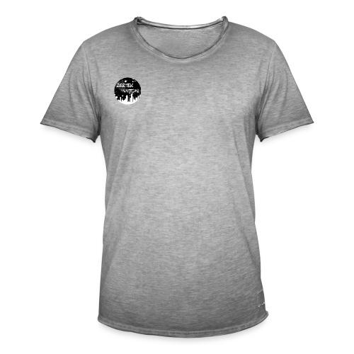 III.FIRE-Z.E.R.III - T-shirt vintage Homme