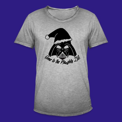 Vader's List - Men's Vintage T-Shirt