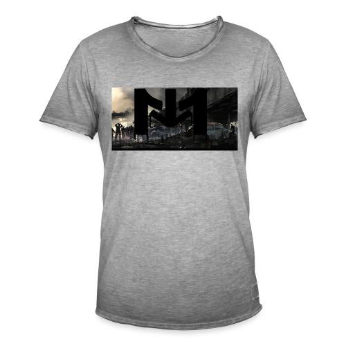 Mousta Zombie - T-shirt vintage Homme