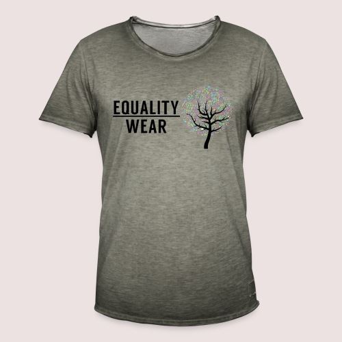 Musical Equality Edition - Men's Vintage T-Shirt