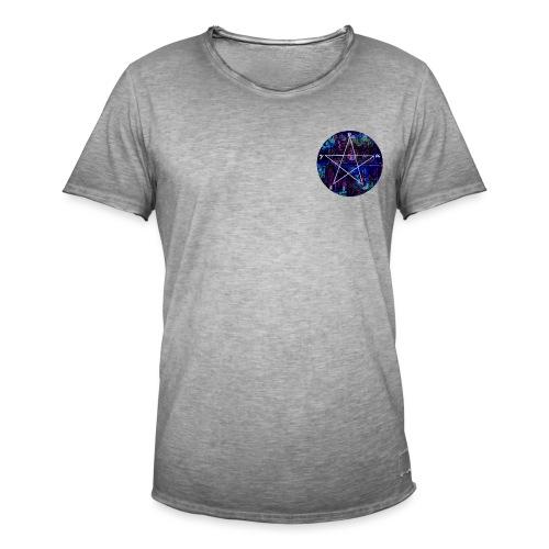 Cool pantagram - Men's Vintage T-Shirt