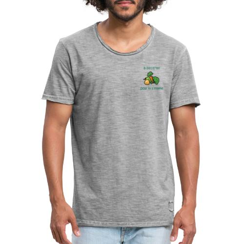 Becqueter green - AW20/21 - T-shirt vintage Homme